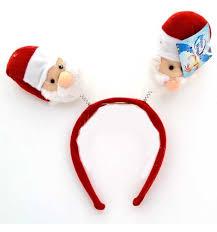 Карнавальный <b>ободок Winter Wings</b> Дед Мороз, артикул: N08216 ...