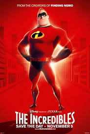 The Incredibles 3D 2004