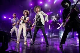 <b>Cage the Elephant's</b> Matt Shultz on Night Running Tour With Beck ...