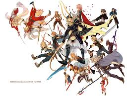 Image result for final fantasy series game art pictures
