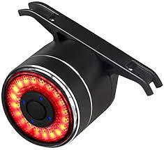 Bike Tail Light, <b>Bicycle Lights</b> with USB Rechargeable Bike Brake ...