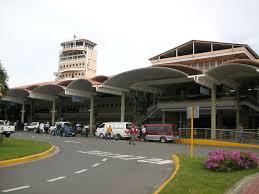 Resultado de imagen para fotos aeropuerto cibao