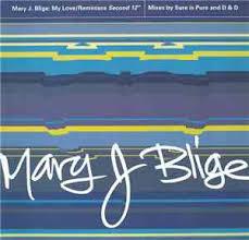 <b>Mary J</b>. <b>Blige</b> - <b>My</b> Love / Reminisce » Download free mp3, flac ...