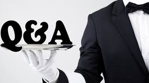 Image result for q + a