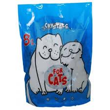 Силикагелевый <b>наполнитель For Cats</b>, 8 л купить в интернет ...