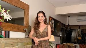 <b>18 pictures</b> and videos that take you inside Dia Mirza's sustainable ...