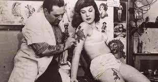 origen del arte del tatuaje