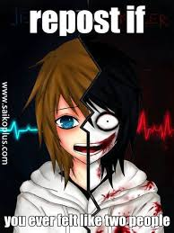 Image result for proud to be a creepypasta fan meme