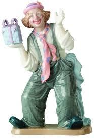 <b>Фигурка</b> «<b>Клоун с подарком</b>» с логотипом - купить в Санкт ...