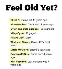 Feel Old Yet? | Know Your Meme via Relatably.com