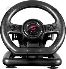 ᐉ Игровой <b>руль Speedlink BLACK BOLT</b> Racing Wheel SL-650300 ...