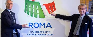 Risultati immagini per olimpiadi roma 2024