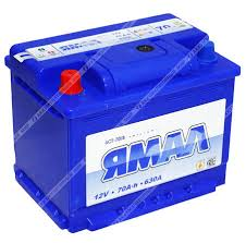 аккумулятор <b>ЯМАЛ</b> 70 А/ч — Лада Приора Седан, 2008 года на ...