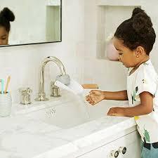 mkkk <b>Faucet Extender</b> for Toddlers,<b>Splash</b>-<b>Proof Faucet Faucet</b> ...