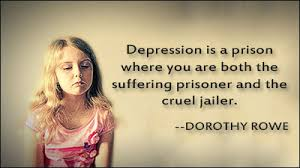 depression is prison