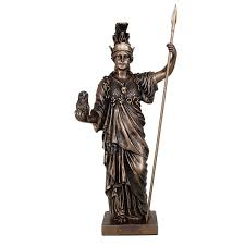 <b>Статуэтка Афина греческая богиня</b> 15*12.5*36 см/1 купить в ...