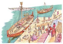 Resultat d'imatges de fenicios griegos y cartagineses en hispania