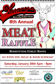 saraveza s th annual meat raffle is their largest ever new screen shot 2016 01 04 at 10 50 03 am