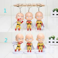 <b>3 pcs</b>/<b>set</b> 10cm <b>Anime ONE</b> PUNCH MAN Action Figure Nendoroid ...