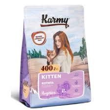 <b>Корм</b> для кошек <b>Karmy Kitten</b> - лучший <b>корм</b> для маленьких ...