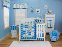 baby boy bedroom images: baby  lighting blue baby nursery themes boy interior design furniture white contemporary decoration stunning collection ideas