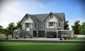 Very Modern Beautiful Kerala house   plans