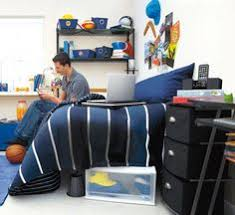 dorm decorating for guys navy bedding works well for boys dorm rooms the boys room dorm room