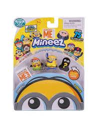 Minions Набор 3 <b>фигурки</b> Гадкий Я-3 <b>Moose</b> 4375767 в интернет ...