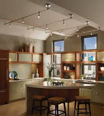Kitchen Track Lighting Fixtures Progress Lighting 3 Ways To Beautifully Illuminate Your Kitchen