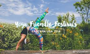 <b>Yoga</b>-Friendly Festivals to Attend this <b>Spring and Summer</b> (Eastern ...