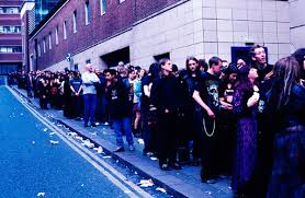 """""""<b>Cradle Of Filth</b>"""" fans waiting in line for a show - Naki — Google Arts ..."""