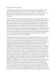 examples of a comparative essayor argument of essay