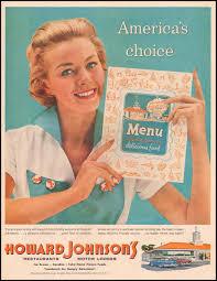Image result for photos of howard johnson restaurants