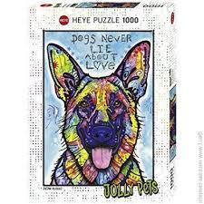 ᐈ <b>Пазлы</b> HEYE <b>Собака</b> 1000 элементов (29732) — Купить ...