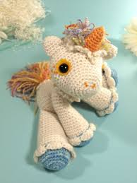 Hermione the Unicorn pattern by Dawn Toussaint - Ravelry