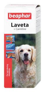 <b>Beaphar Laveta</b> + Carnitine - Vitamin solution for dogs
