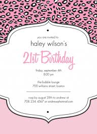21st invitation templates ctsfashion com 21st invitation templates