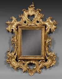 date unspecified Northern Italy, 18th Century, carved and gilded ...