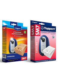 <b>Бумажные пылесборники</b> для пылесосов SAMSUNG + фильтр ...