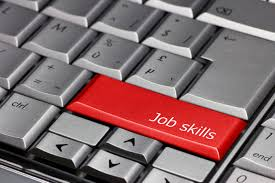 re training for career advancement college in your community computer key job skills