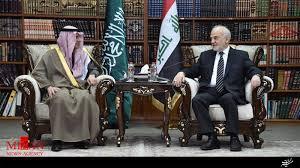 Image result for عادل الجبیر در عراق