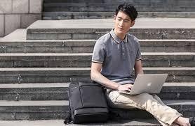 Оригинальный классический деловой <b>рюкзак</b> Xiaomi ...