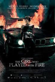 Millennium 2: La chica que soсaba con una cerilla y un bidón de gasolina