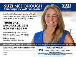 suzi mcdonough campaign kickoff fundraiser suzi mcdonough 15 2016