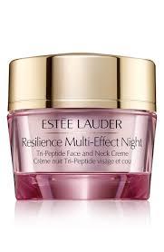 <b>Estée Lauder Resilience</b> Multi-Effect Night Tri-Peptide Face and ...