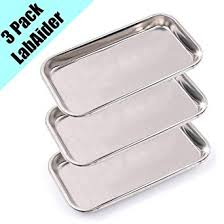 3 Pack Professional Medical <b>Surgical Stainless Steel Dental</b>