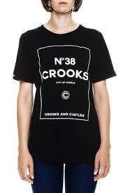 <b>Футболка CROOKS & CASTLES</b> W Crew City Of Angels T-Shirt ...