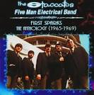 First Sparks: The Anthology (1965-1969) album by The Staccatos