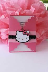 hello kitty custom invitations vertabox com hello kitty custom invitations for your save the dates and invites 9