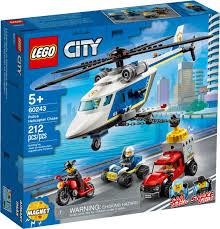 ROZETKA   <b>Конструктор LEGO City Police</b> Погоня на полицейском ...